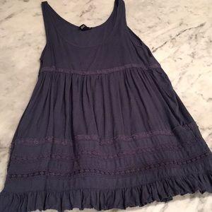 Forever 21 baby doll dress